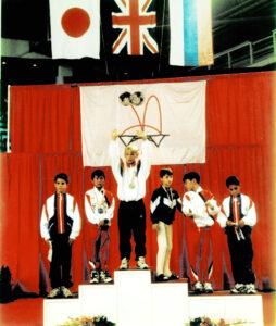 準優勝銀メダル